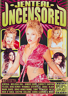 Jenteal Uncensored Box Cover