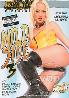 Wild Side 3 Box Cover