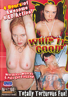 Whip It Good Box Cover