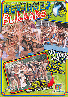 Reverse Bukkake 2 Box Cover