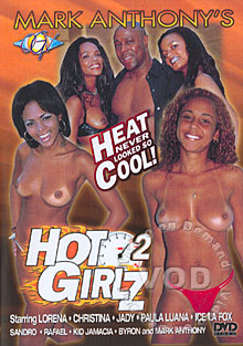 Hot Girlz 2 Box Cover