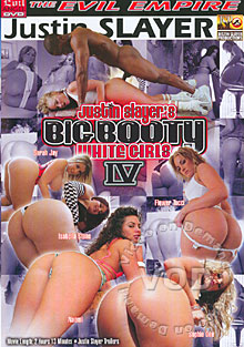 Big Booty White Girls IV Box Cover