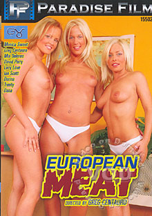 European Meat Box Cover