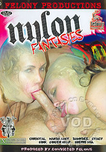 Nylon Fantasies Box Cover