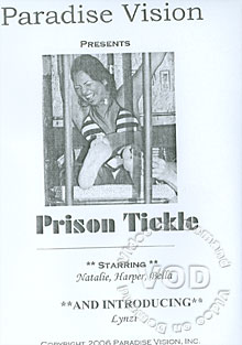 Prison Tickle Box Cover