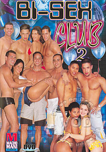Bi-Sex Club 2 Box Cover