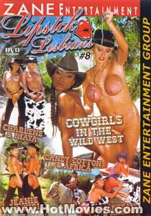 Lipstick Lesbians 8 Box Cover