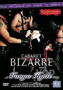 Cabaret Bizarre Box Cover