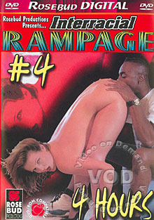 Interracial Rampage #4 Box Cover