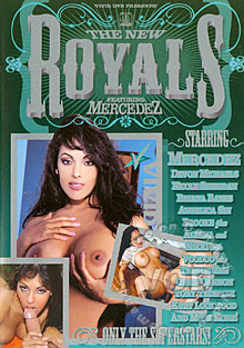 The New Royals Featuring Mercedez Box Cover