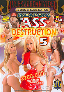 Weapons Of Ass Destruction 5 Box Cover