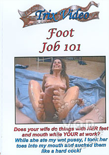Foot Job 101 Box Cover