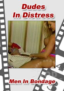 Dudes In Distress Box Cover