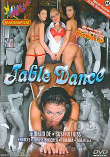 Table Dance Box Cover