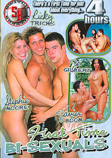 First Time Bi-Sexuals Box Cover