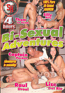 Bi-Sexual Adventures Box Cover