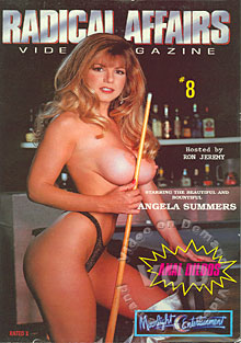 Radical Affairs Video Magazine #8 Box Cover