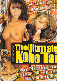 The Ultimate Kobe Tai Box Cover