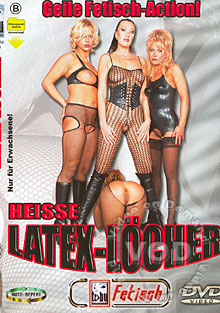 Heisse Latex-Loecher Box Cover