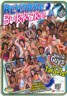Reverse Bukkake 3 Box Cover