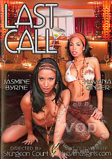 Last Call Box Cover