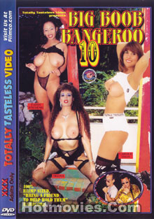 Big Boob Bangeroo 10 Box Cover