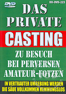 Das Private Casting Box Cover