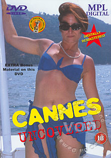 Cannes Uncovered 18 Box Cover