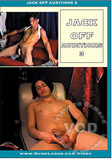 Jack Off Auditions 3 Box Cover