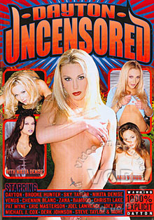 Dayton Uncensored Box Cover