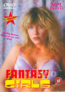 Fantasy Girls Box Cover