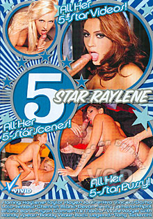 5 Star Raylene Box Cover