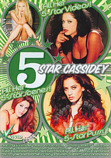 5 Star Cassidey Box Cover
