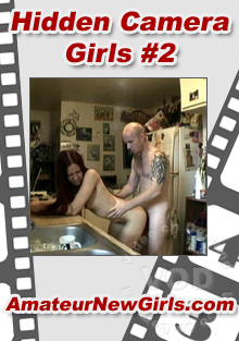 Hidden Camera Girls #2 Box Cover