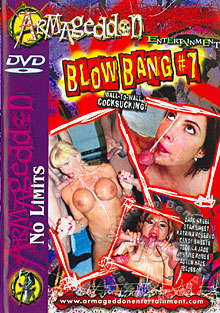 Blow Bang #7 Box Cover