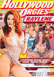 Hollywood Orgies - Raylene Box Cover