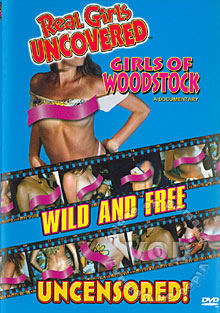 Girls Of Woodstock Box Cover