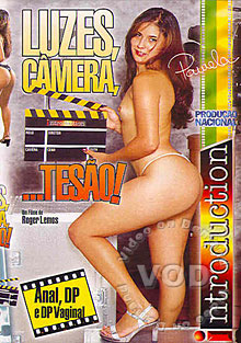 Luzes, Camera,...Tesao! Box Cover