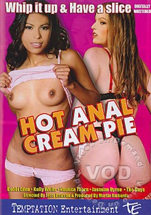 Hot Anal Cream Pie