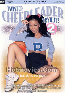 Twisted Cheerleader Tryouts 2 Box Cover