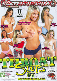 Throat Sluts #7 Box Cover