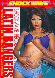 Latin Bangers Volume 4 Box Cover
