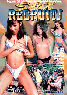 Sex Recruits Box Cover