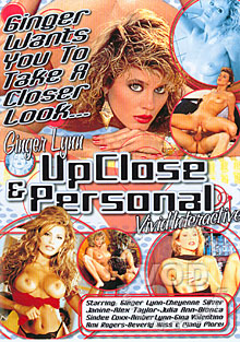 Ginger Lynn - Up Close & Personal
