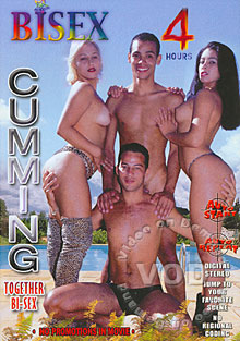Cumming Together Bi-Sex Box Cover