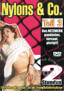 Nylons & Co. Teil 3 (Nylons & Co. Part 3) Box Cover