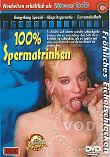 100% Spermatrinken Box Cover