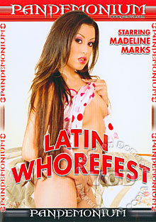 Latin Whorefest Box Cover