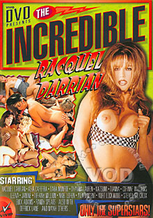 The Incredible Racquel Darrian Box Cover