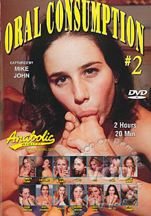 Oral Consumption #2 Box Cover